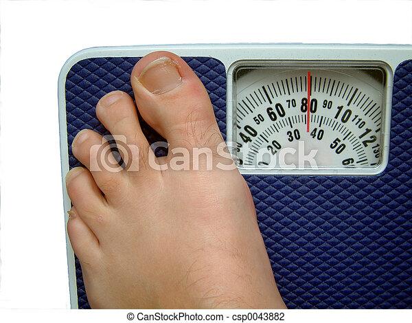 anorexia - csp0043882