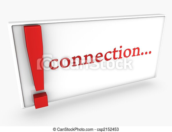 Verbindung - csp2152453
