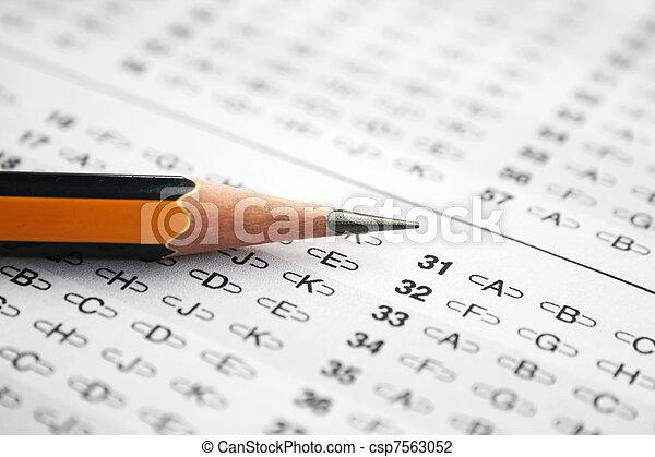 Answer sheet - csp7563052