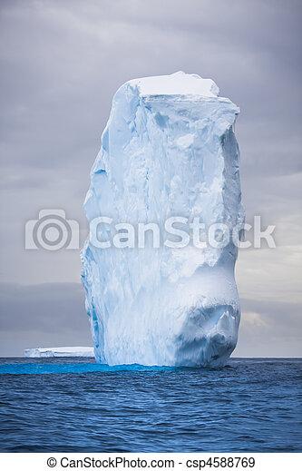Antarctic iceberg  - csp4588769