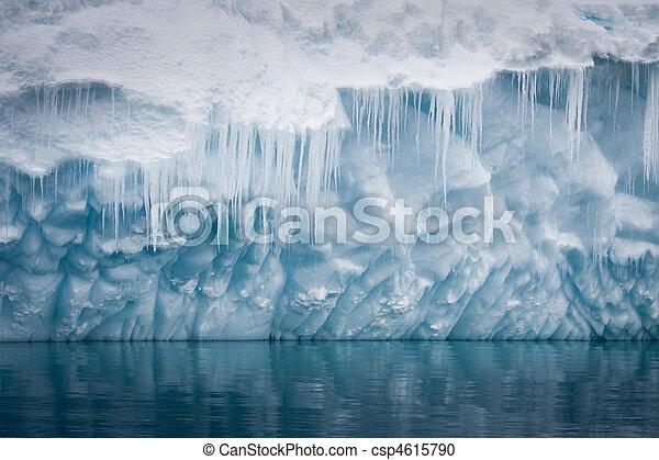 Antarctic iceberg  - csp4615790