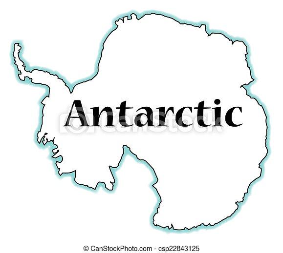 Antarctic - csp22843125