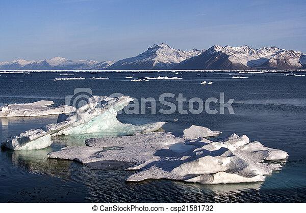 Antarctic Peninsula - Antarctica - csp21581732