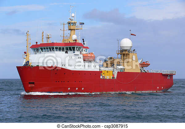 Antarctic Vessel A1 - csp3087915
