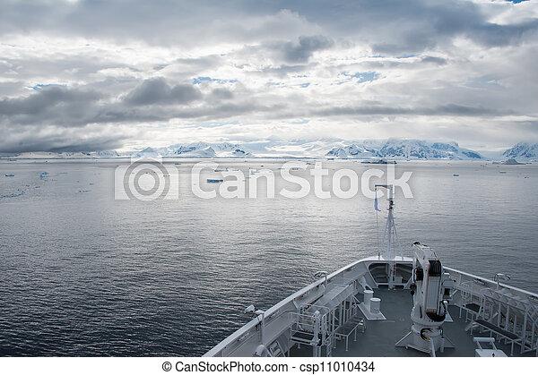 Antarctica cruise - csp11010434