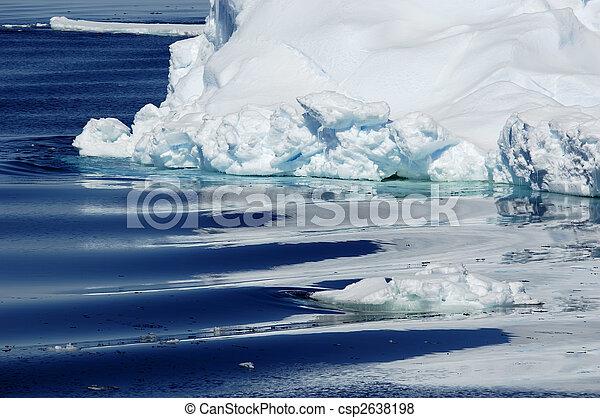 antarktisk, renhet - csp2638198