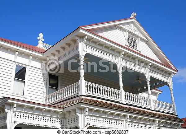 Antebellum Home - csp5682837