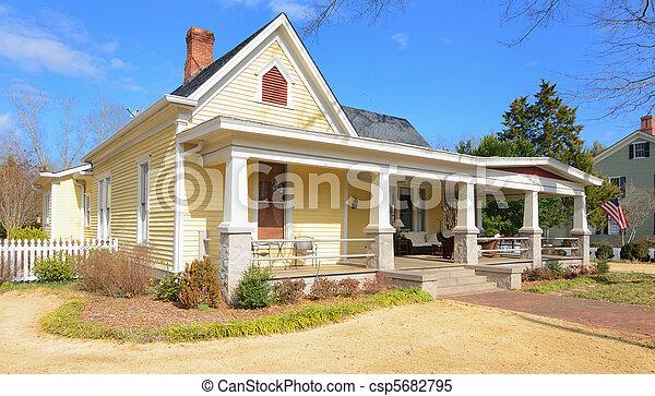Antebellum Home - csp5682795