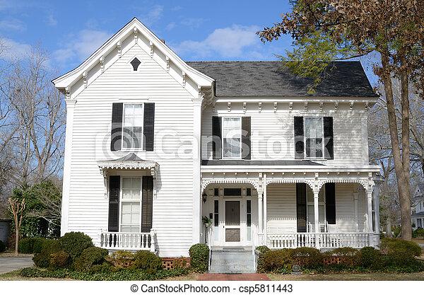 Antebellum Home - csp5811443