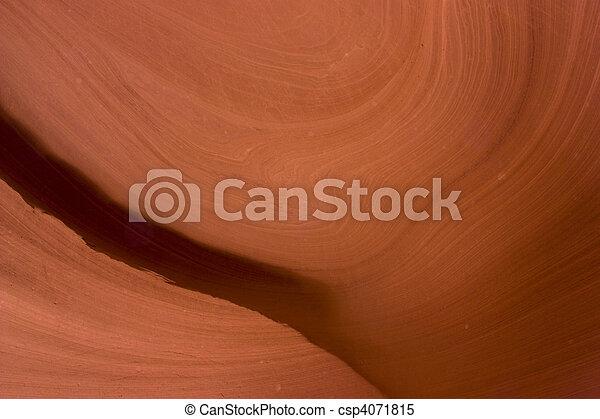 Antelope Canyon in Arizona - csp4071815