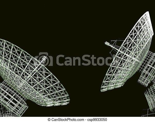 Platos de satélite - csp9933050