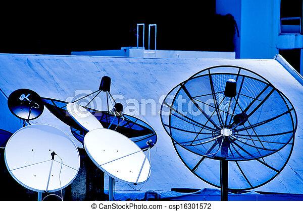 Platos de satélite - csp16301572