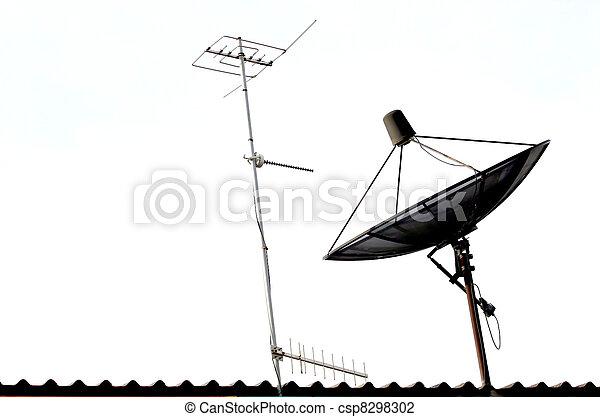 antenna parabolica - csp8298302