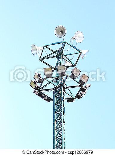 antenne - csp12086979