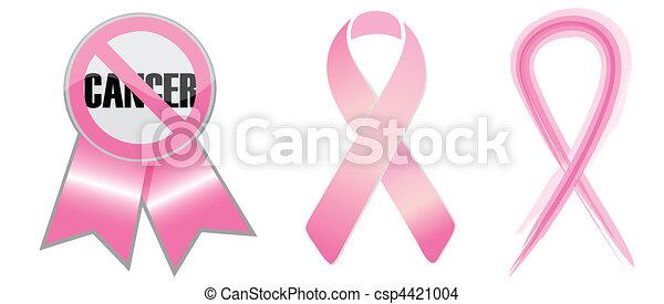 Anti Cancer ribbons - csp4421004