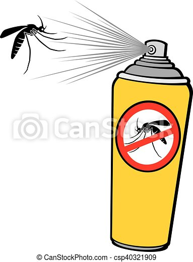 anti mosquito spray (repellent can) - csp40321909