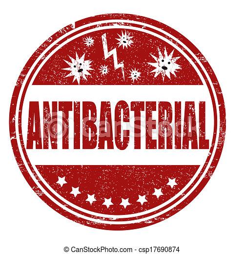 Antibacterial stamp - csp17690874