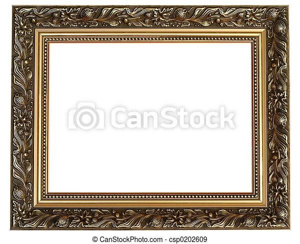 anticaglia, cornice - csp0202609