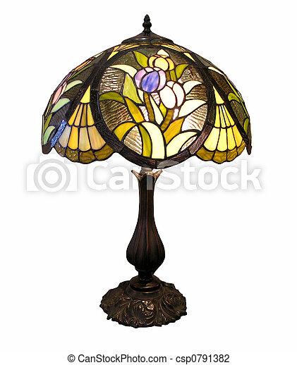 anticaglia, lampada tavola - csp0791382