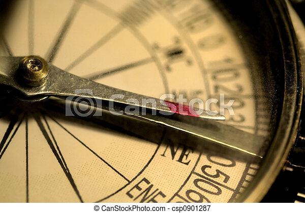 antiek kompas - csp0901287