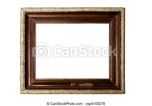 antieke , frame - csp4103278