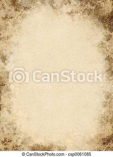 antieke , papier - csp0061085