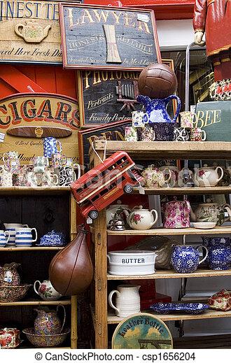 antieke winkel - csp1656204