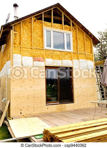 antigas, casa, energia, isolar, poupar, retrofit - csp9440362