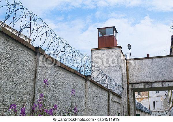 antigas, soviético, tallinn, prisão - csp4511919