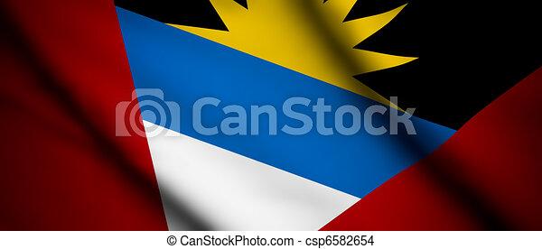 Antigua and Barbuda - csp6582654