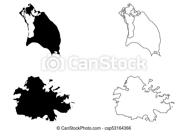 Antigua and barbuda map vector illustration scribble sketch clip antigua and barbuda map vector gumiabroncs Choice Image