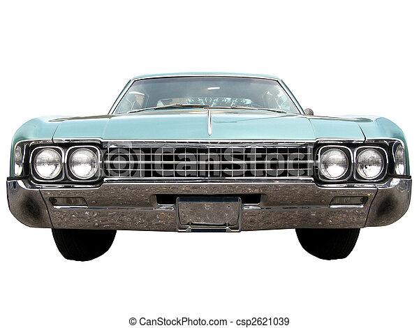 antik autó - csp2621039