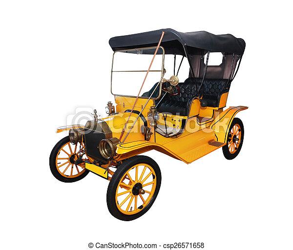 antik autó - csp26571658