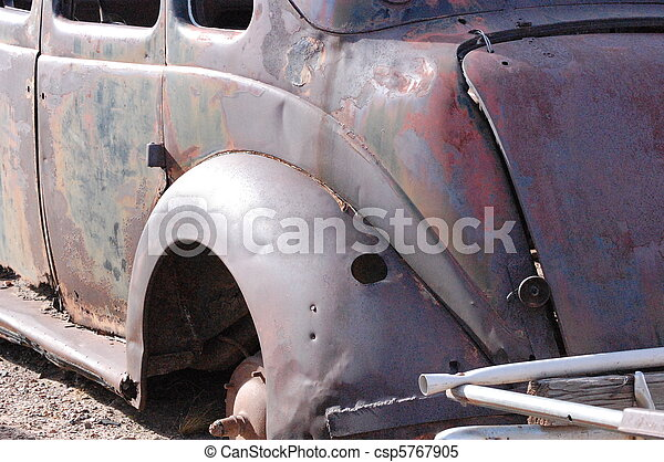 antik bil - csp5767905