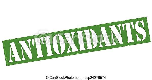 Antioxidants - csp24279574
