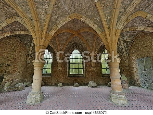 Antique arches - csp14636072