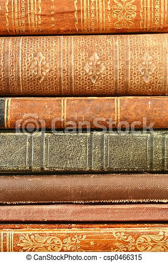 Antique Books - csp0466315
