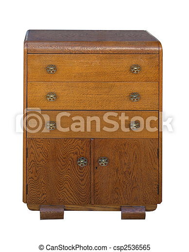 Antique Cabinet - csp2536565