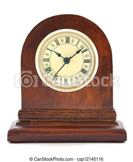 Antique Clock - csp12145116