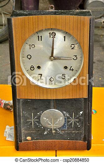 antique clocks - csp20884850