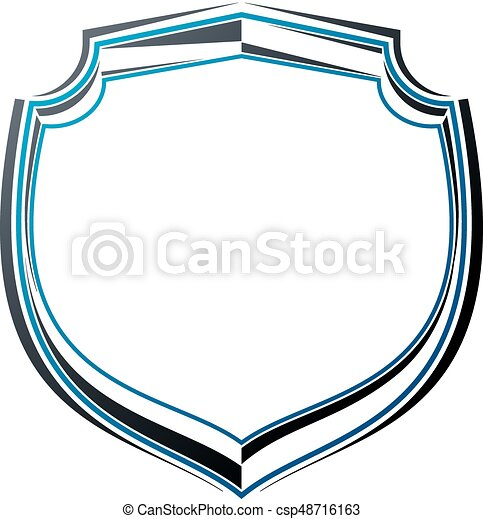 antique frame with empty copy space vector security shield clip rh canstockphoto ca copy clipart png copy clip art to text box