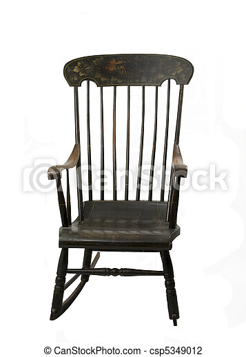 Astonishing Antique Rocking Chair Squirreltailoven Fun Painted Chair Ideas Images Squirreltailovenorg
