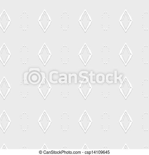 Antique seamless pattern - csp14109645