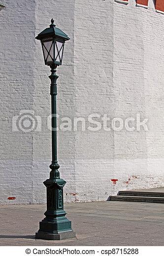 Antique Street Light   Csp8715288