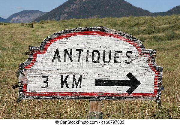 Antiques - csp0797603