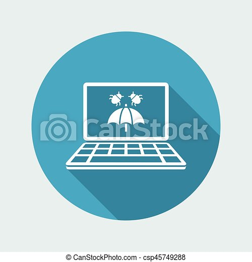 antivirus application