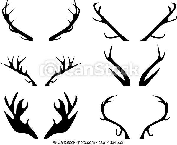 Antlers - csp14834563