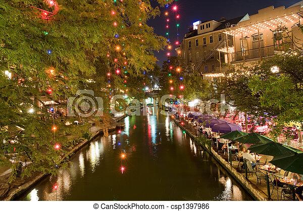 San Antonio, TX - csp1397986