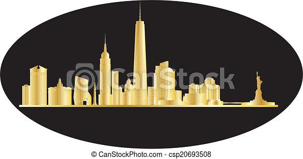 antwerp belgium city in gold - csp20693508