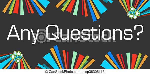 78 Gambar Animasi Any Question HD